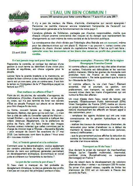 Tract VNF du 23 avril 2019