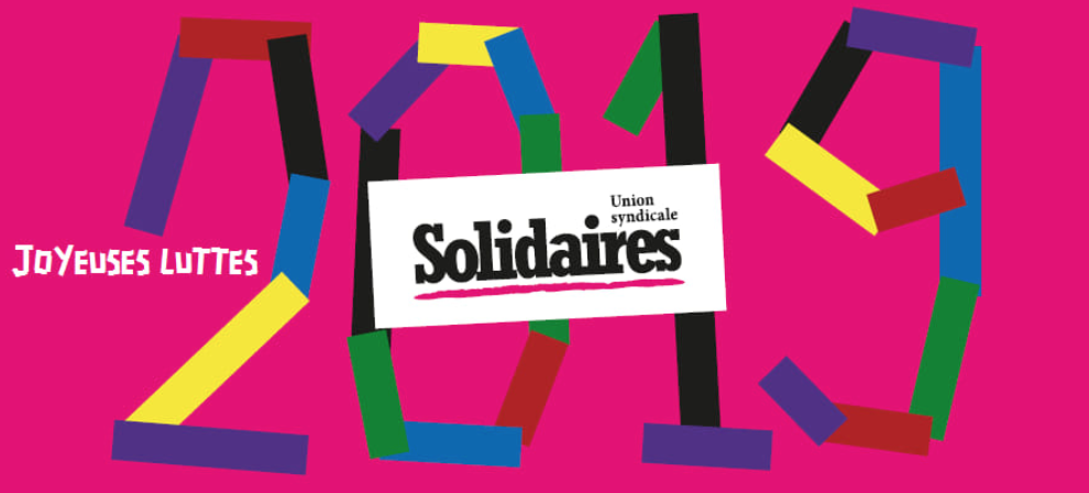 Voeux US Solidaires 2019